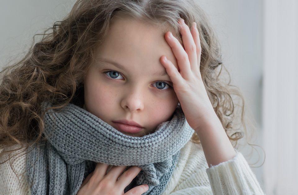 Λαρυγγίτιδα στα παιδιά